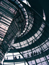 Berlin - Reichstag Dome Royalty Free Stock Photo
