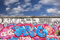 Berlin wall Royalty Free Stock Photo