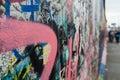 Berlin Wall Detail