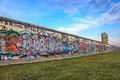 Berlin Wall - Germany Royalty Free Stock Photo