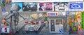 Berlin Wall, Germany Royalty Free Stock Photo