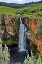 Berlin waterfall south africa blyde river mpumalanga drakensberg Stock Photography