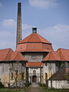 Berlin-Wedding Crematorium Royalty Free Stock Images