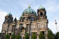 Berliner dom berlin cathedral in berlin germany Stock Photo
