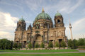 Berliner dom berlin cathedral berlin germany Stock Photography