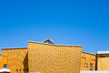 Berliner philharmonie the a concert hall in berlin germany Stock Images