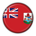 Bermuda button flag round shape Stock Photo