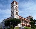Bermuda Parliament Royalty Free Stock Photo