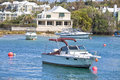 Bermuda Pleasure Craft Royalty Free Stock Photography