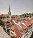 Bern cityscape hdr switzerland image Royalty Free Stock Photos