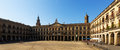 Berria square new square and city hall vitoria gasteiz view of spain Royalty Free Stock Photos
