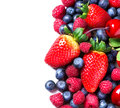 https---www.dreamstime.com-stock-photo-isolated-berries-fresh-pile-strawberry-blueberries-cranberries-gooseberries-black-currant-leaves-white-background-image109216975