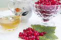 Berries on the table Royalty Free Stock Photo