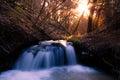 Berry Falls in Nebraska Royalty Free Stock Photo
