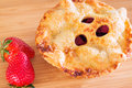 Berry pie delicious freshly baked gourmet Royalty Free Stock Photos