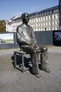 Bert Brecht Royalty Free Stock Photo