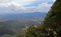 Best of all lookout in springbrook queensland australia Stock Image