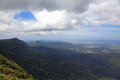 Best of all lookout in springbrook queensland australia Stock Photography