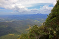 Best of all lookout in springbrook queensland australia Royalty Free Stock Images