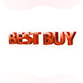 Best buy sign Royalty Free Stock Photos