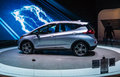 Best of CES - Chevy Bolt EV Royalty Free Stock Photo
