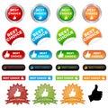 Best choice buttons