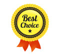 Best Choice Ecommerce Badge Royalty Free Stock Images
