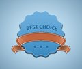 Best Choice Sign Stock Images