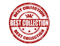 Best collection stamp Royalty Free Stock Photo
