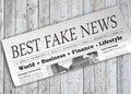 Best Fake News Newspaper