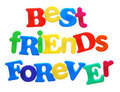 Best friends forever Royalty Free Stock Photography