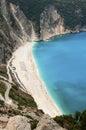 Best greek beach myrthos greece Stock Photos