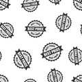 Best price sale rubber stamp seamless pattern background. Busine Royalty Free Stock Photo