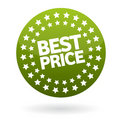 Best price shop label isolated Stock Image