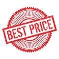 Best price stamp Royalty Free Stock Photo