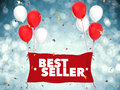 Best seller concept Royalty Free Stock Photo