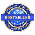 Best seller, Premium quality, because we care - luxurious icon