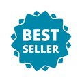 Best Seller Sign Icon Button Royalty Free Stock Photo