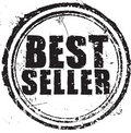 Best seller stamp Royalty Free Stock Images