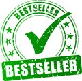 Best seller stamp icon Royalty Free Stock Photo