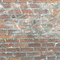 Grungy urban brick wall texture Royalty Free Stock Photo