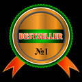 Bestseller icon Stock Photography