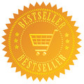 Bestseller icon Royalty Free Stock Image