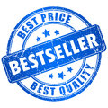 Bestseller vector stamp Royalty Free Stock Images