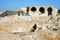 Bet guvrin israel isr jan ruins of crusader church in maresha national park on jan it was one of the most important towns of Royalty Free Stock Photo