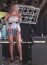 Beth Davis - American Honey Band Stock Image