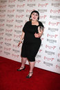 Beth ditto los angeles feb arrives at the belvedere red special edition bottle launch at avalon on february in los angeles ca Royalty Free Stock Images