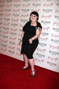 Beth ditto los angeles feb arrives at the belvedere red special edition bottle launch at avalon on february in los angeles ca Stock Photos