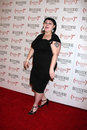 Beth ditto los angeles feb arrives at the belvedere red special edition bottle launch at avalon on february in los angeles ca Royalty Free Stock Photos