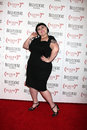 Beth ditto los angeles feb arrives at the belvedere red special edition bottle launch at avalon on february in los angeles ca Stock Image